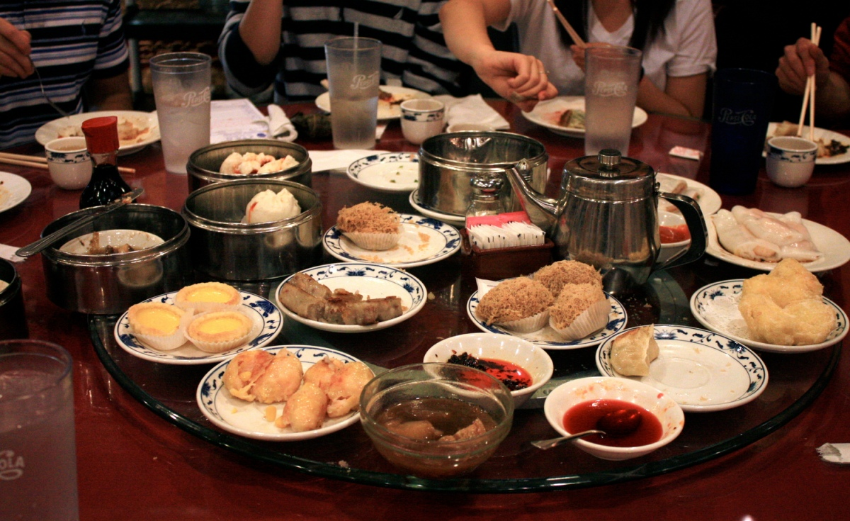 CloverEats: dim sum at Asia City in Ypsi