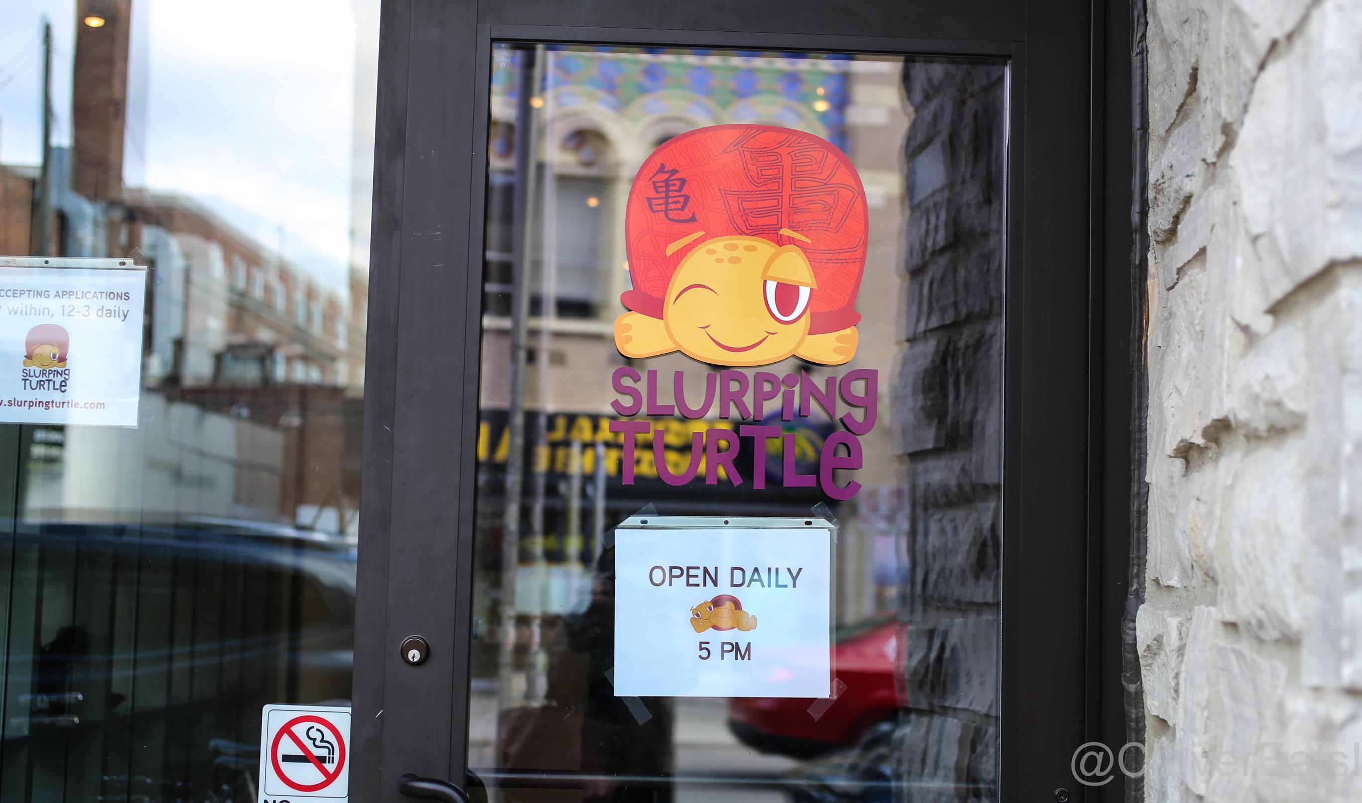 Snapshot Newly Opened Slurping Turtle In Ann Arbor Clover Eats
