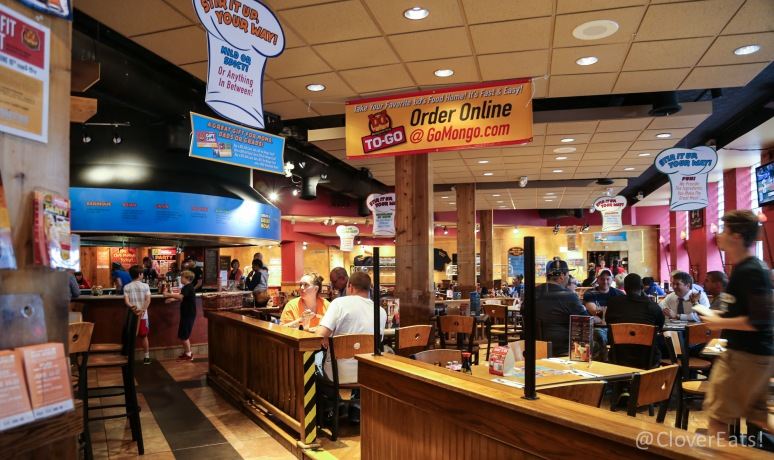 CloverEats: bd's Mongolian Grill in Ann Arbor