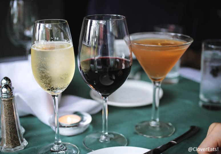 Moscato, Merlot, the recommended signature Cosmopolitan
