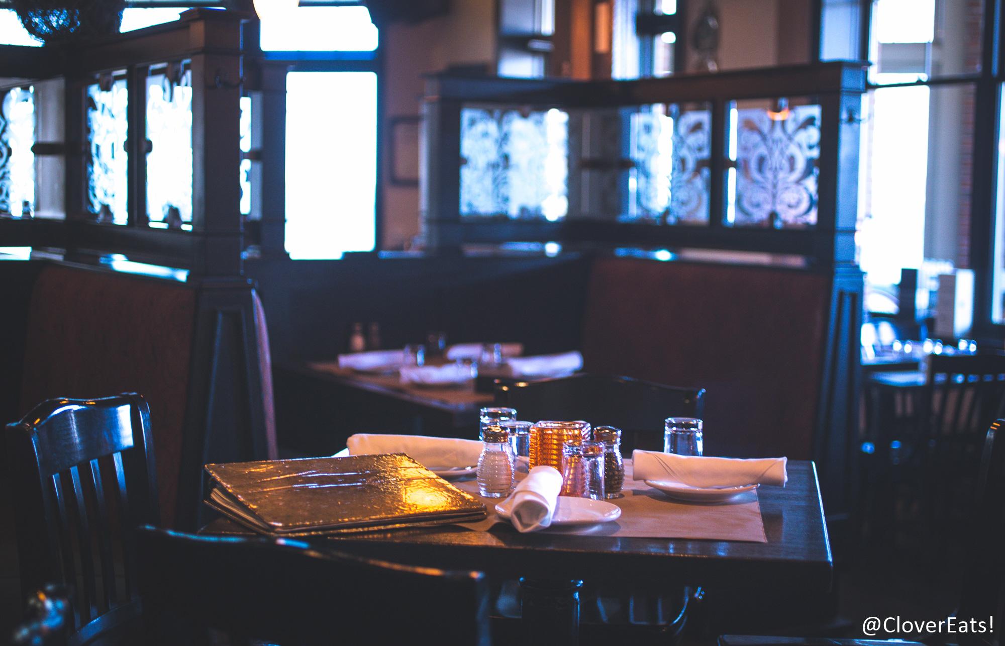 cafe sante in boyne city | clover eats!