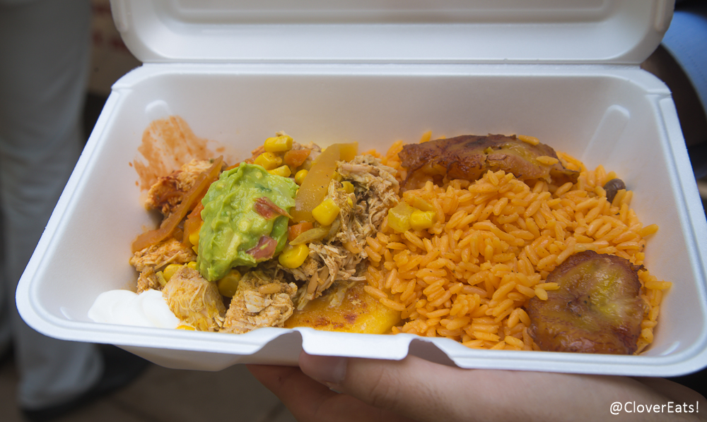 Colombian Food New Haven