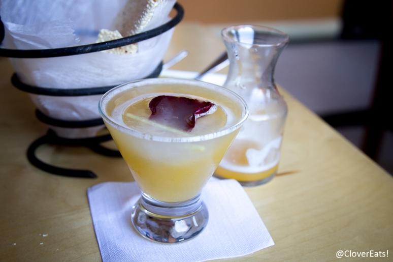 Faithfully Ginger - gin, elderflower, finger, lime, turmeric