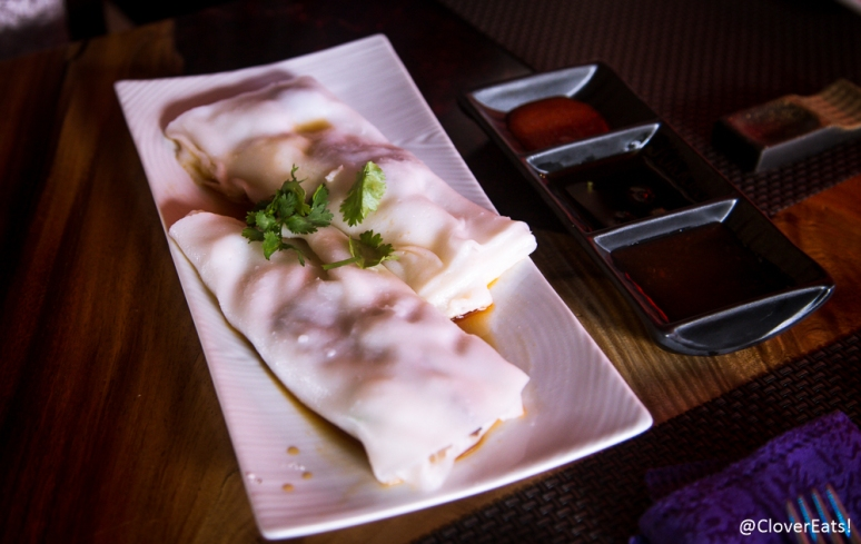 Beef Rice Roll