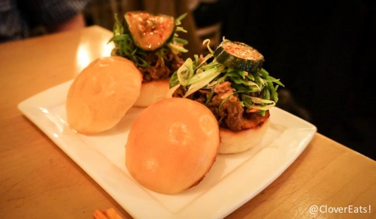 Bulgolgi sliders - literally the best thing I've eaten in the last year