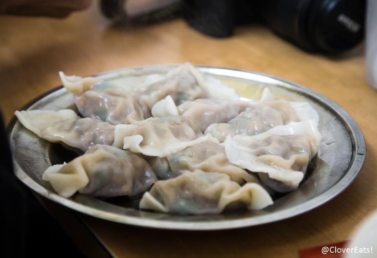 """Dumplings aka """"shui jiao"""""""