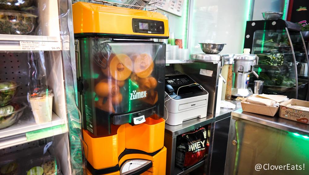 Juice Press Hells Kitchen