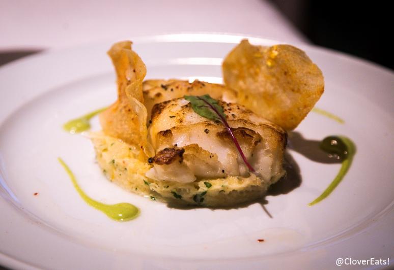 Brandade de Cabillaud - cod, potato, garlic confit, cod brandade, parsley aioli
