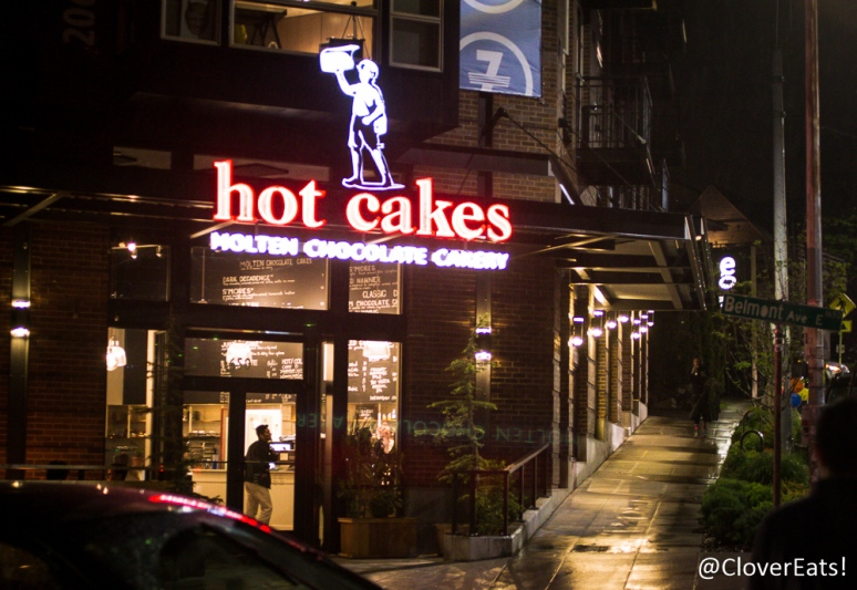 CloverEats-HotCakes