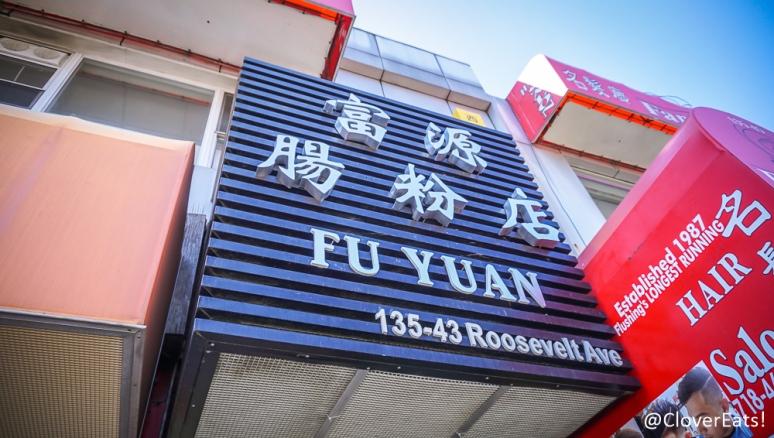CloverEats-FuYuan